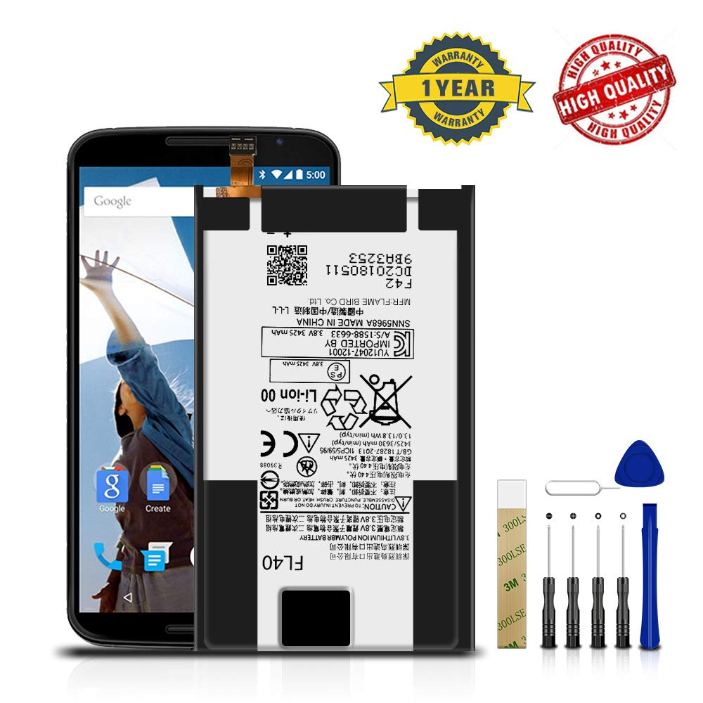 Motorola SNN5963A Replacement FL40 Adhesive