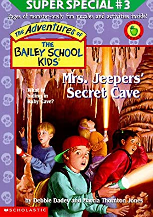 Mrs. Jeepers Secret Cave