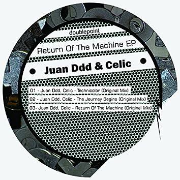 Return Of The Machine EP