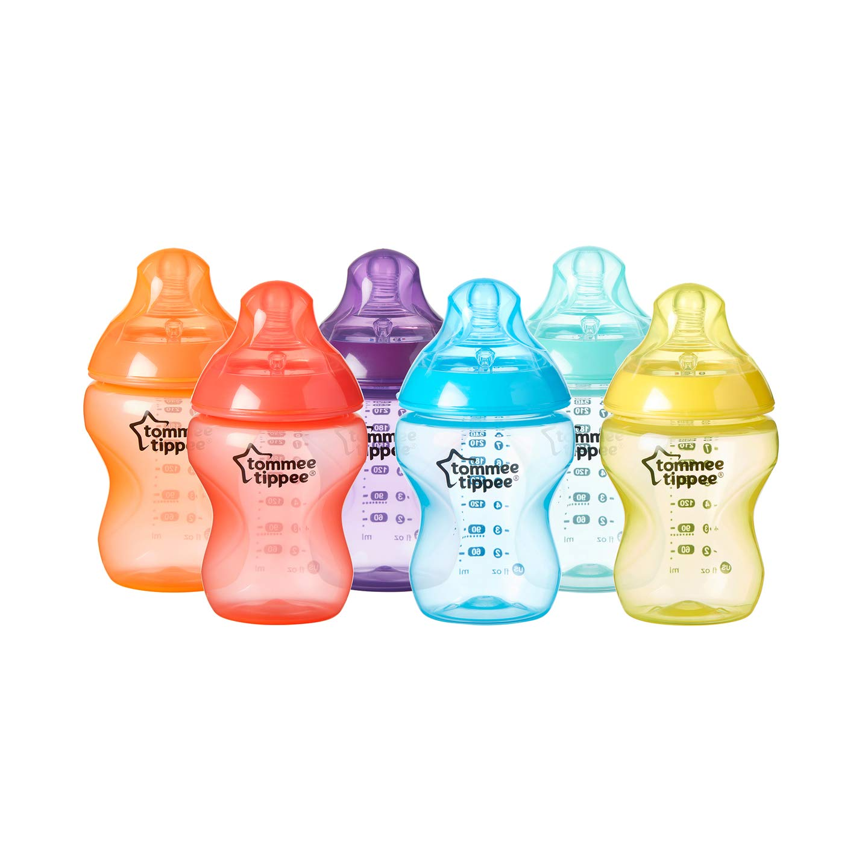 Tommee Tippee Closer Feeding Bottles