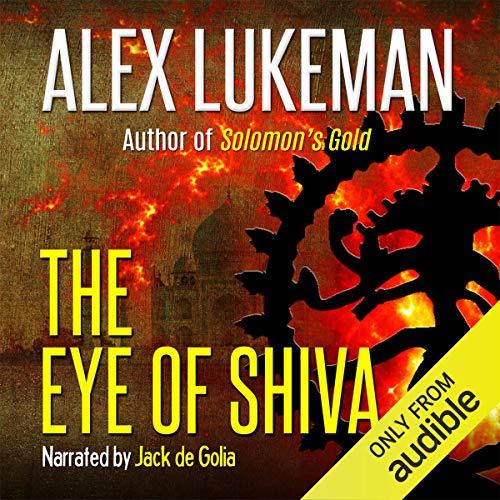 The Eye of Shiva cover art