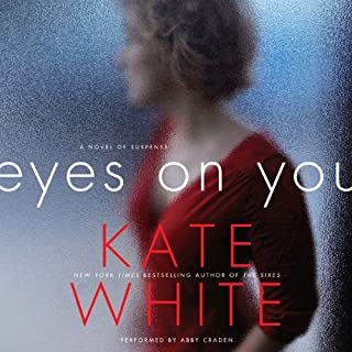 Eyes on You audiobook cover art