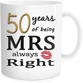 Best mrs always right coffee mug Reviews