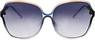 FEISEDY Fashion Butterfly Oversized Jackie O SunglShades for WOMEN B9022