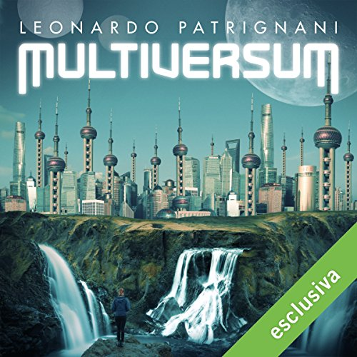 Multiversum audiobook cover art