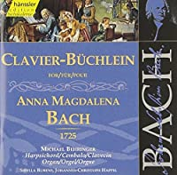 Clavier Book for Anna Magdalen