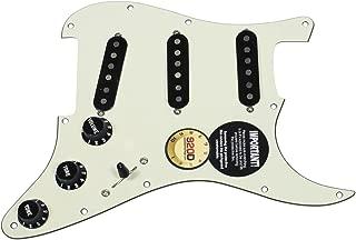 920D Custom Loaded Strat Pickguard Fender Custom '54 MG/BK