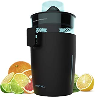 Cecotec Citrus TowerAdjust Easy Elektrische citruspers, 350 W, filterregeling, 2 afneembare kegels in verschillende maten,...