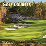 Golf Courses 2020 Mini Wall Calendar
