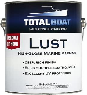 TotalBoat Lust Marine Varnish