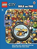 Lego City. Build And Find (+ Minifigure)