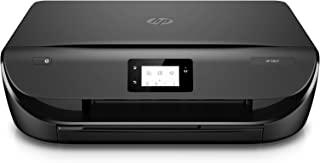 HP Envy 5070 Wireless All-in-One Instant Ink Ready Inkjet Printer, Mobile Print, Scan & Copy, Black, Z4A57A (Renewed)