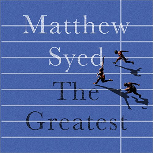 The Greatest audiobook cover art