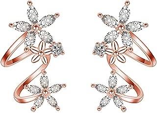 Best ear climber earrings sterling silver Reviews