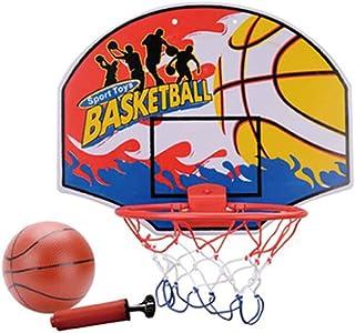 Outdoor indoor hanging basketBall board Set Toys For Kids, 24 cm