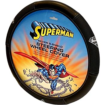 Best superman steering wheel cover Reviews