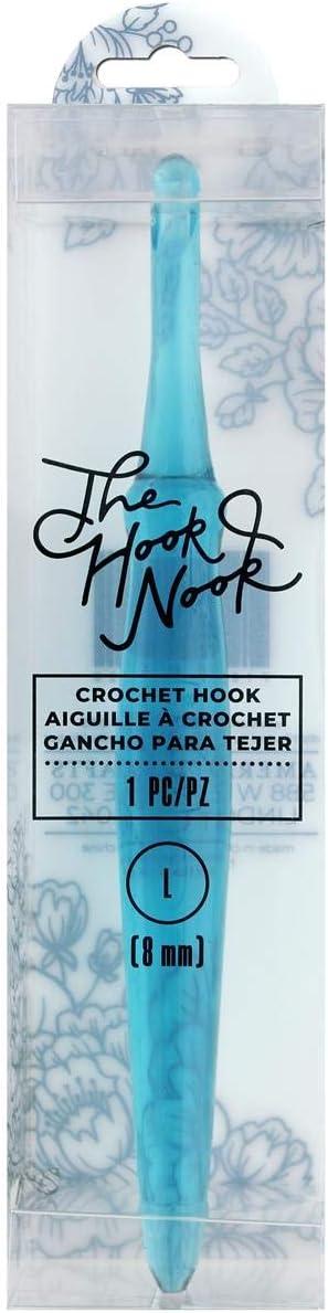 American San San Diego Mall Jose Mall Crafts The Hook Nook Designer L 8mm Crochet Hooks-Size