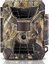 WingHome Trail Cameras, 290C Trail Camera with Night Vision Motion Activated Waterproof for Wildlife Monitoring Photograph Home Surveillance, 12/16MP Pic Size & 1080P Recording, 2