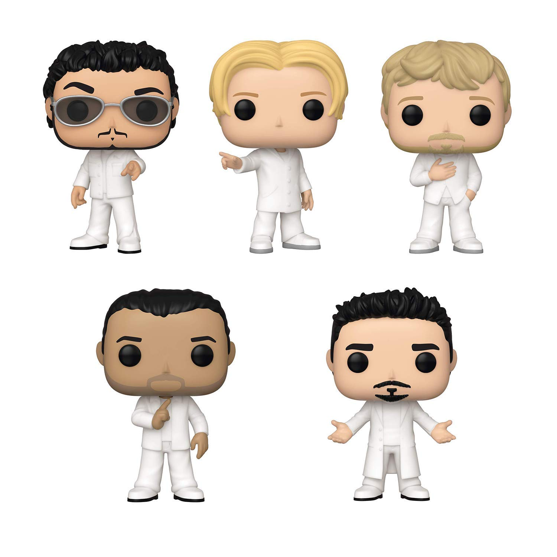 and AJ Set of 5 Backstreet Boys Nick Howie Funko Pop Kevin Brian