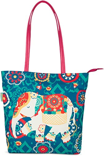 Regal Elephant Tote Bag