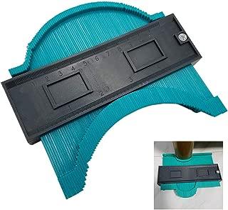 Contour Gauge Duplicator 5 Inch Plastic Profile Copy Gauge Contour Gauge Duplicator Standard Wood Marking Tool Tiling Laminate Tiles General Tools
