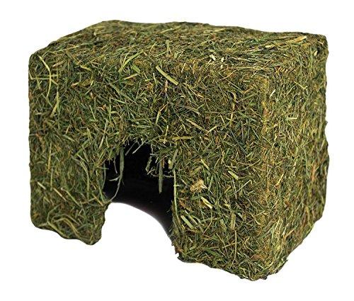 bubimex Maison de Foin pour Petit Animal 14 x 9 x 10 cm