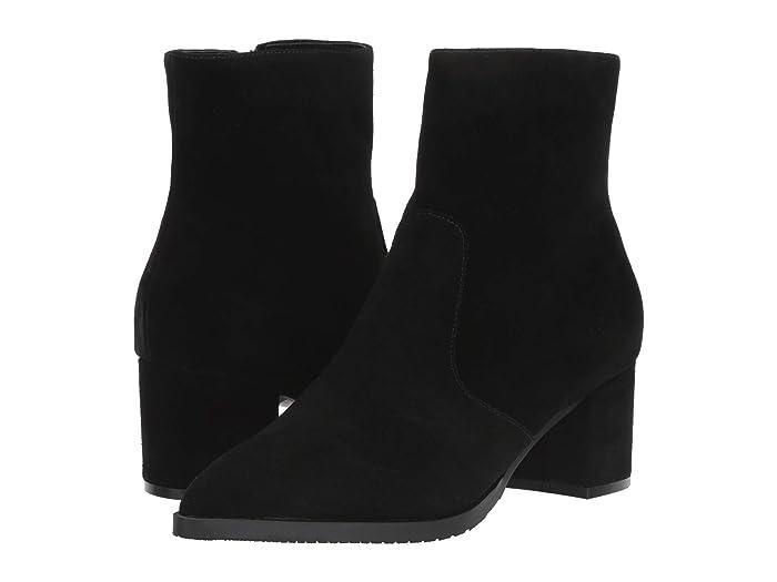 Blondo Twiggy Waterproof Boots in Black Suede