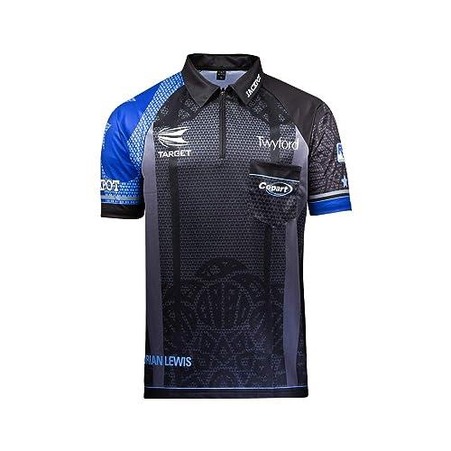 e7d4dee9 Target Darts Adrian Lewis 2019 Playing Shirt (XL)
