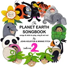 Planet Earth Songbook Volume 2