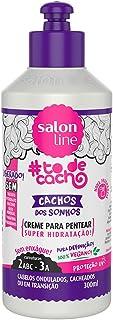 Creme para Pentear 300 ml Todecacho Cachos Sonhos Unit, Salon Line