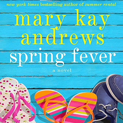 Spring Fever audiobook cover art