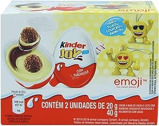Kinder Joy c/ Surpresa Emoji 2unx20g