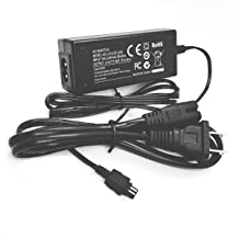 AC Supply Power Adapter Charger for Sony DCR-SX33, DCR-SX34, DCR-SX43, DCR-SX44, DCR-SX45, DCR-SX53 Handycam Camcorder
