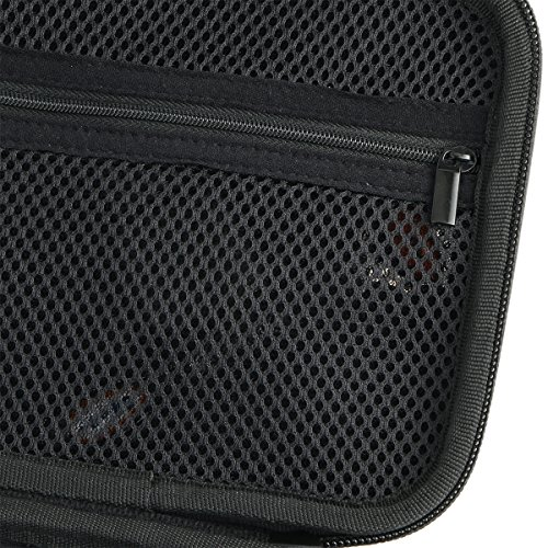 Khanka Hard Travel Case Replacement for Philips Norelco Multigroom Series 3000 5000 7000 MG3750 MG5750 MG7750(case only)