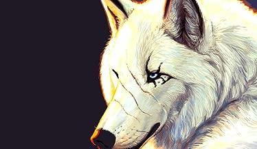 White Wolf TCG playmat, gamemat 24