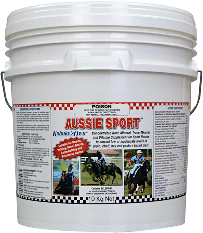 KOHNKE Aussie Sport 10KG (WKAS10)