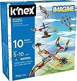 K'NEX Imagine - Beginner Fun Fly Away Building Set - 113 pieces - Ages 5+