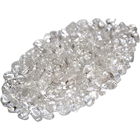 Details about  /1//4 LB BEAUTIFUL TUMBLED NATURAL CLEAR QUARTZ CRYSTAL NARROW THIN CHIPS