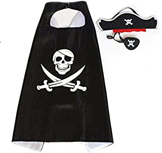 Best pirate cape costume Reviews