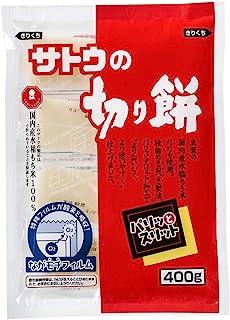 SATO keine kirimochi parittosuitto 400 g Reis Kuchen