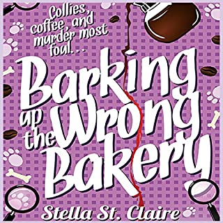 Barking up the Wrong Bakery cover art
