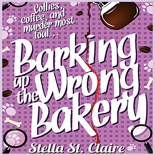 Barking up the Wrong Bakery     Happy Tails Dog Walking Mysteries, Book 1              By:                                                                                                                                 Stella St. Claire                               Narrated by:                                                                                                                                 Machelle Williams                      Length: 5 hrs and 6 mins     39 ratings     Overall 4.2