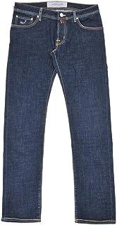 (ヤコブコーエン) Jacob Cohen テーパードジーンズ メンズ デニムパンツ インディゴ J622 [並行輸入品]
