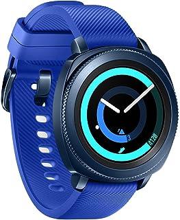Samsung Gear Sport (SM-R600) Blue, International Version, No Warranty