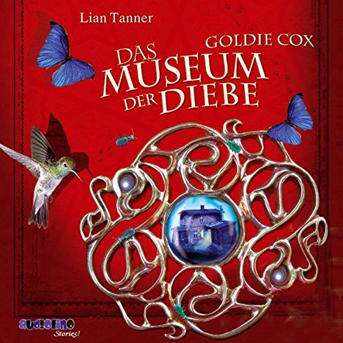 Goldie Cox - Das Museum der Diebe Titelbild