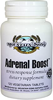 Adrenal Boost Stress Response-Powerful Adrenal Support Formula with Adaptogenic Herbs helps Fight Adrenal Fatigue. Extract...