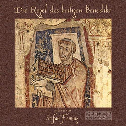 Die Regel des heiligen Benedikt Titelbild