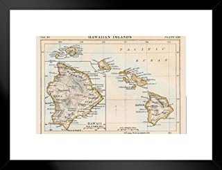 Best hawaiian islands map black and white Reviews