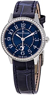 Jaeger LeCoultre Rendez-Vous Night & Day Small Automatic Ladies Diamond Watch Q3468480