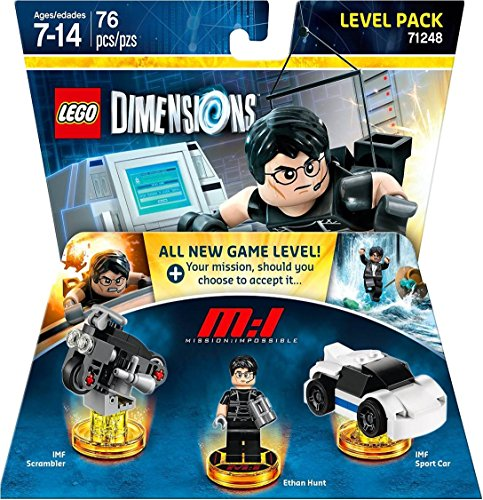 LEGO Warner Home Video - Spiele Dimensionen, Mission Impossible Level Pack